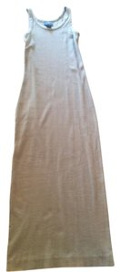 Tan Maxi Dress by Ralph Lauren