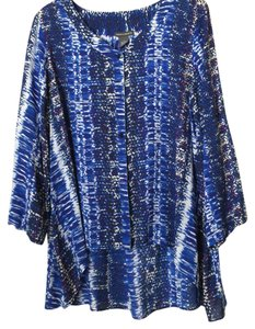 Chelsea & Theodore Top Blue