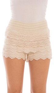 Mini/Short Shorts Beige