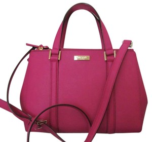 Kate Spade New With Tag Satchel in sweatheartpink