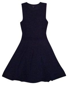 American Eagle Outfitters short dress Navy blue on Tradesy