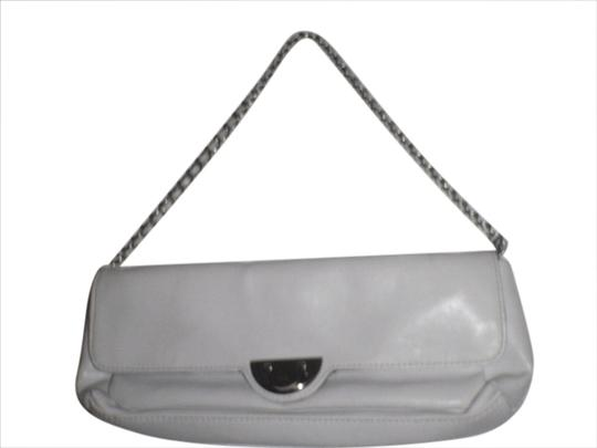Mango Mng Shoulder Evening Hand Hobo white Clutch Image 0