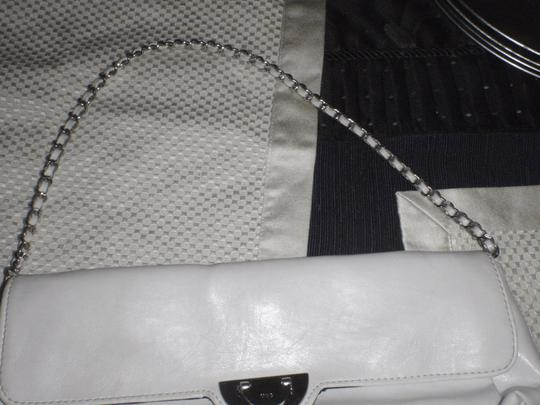 Mango Mng Shoulder Evening Hand Hobo white Clutch Image 11