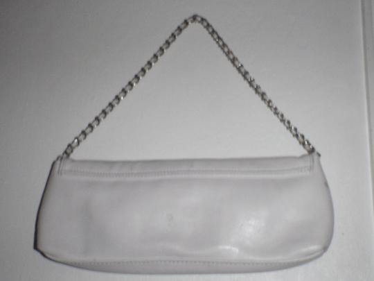 Mango Mng Shoulder Evening Hand Hobo white Clutch Image 2