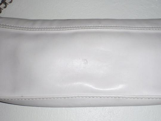 Mango Mng Shoulder Evening Hand Hobo white Clutch Image 3