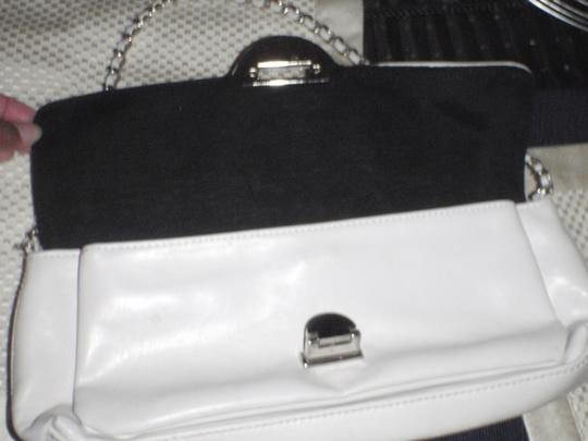 Mango Mng Shoulder Evening Hand Hobo white Clutch Image 5