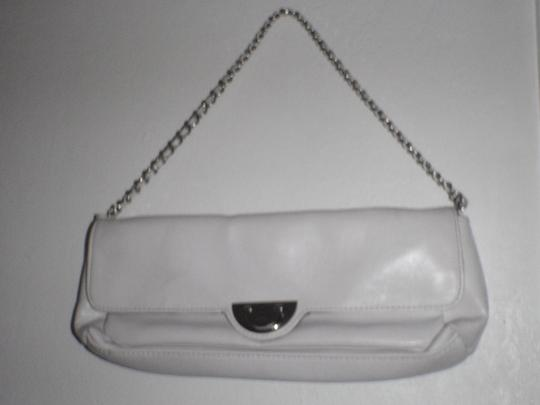 Mango Mng Shoulder Evening Hand Hobo white Clutch Image 9
