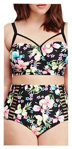 Other SUMMER CLEARANCE 5 STAR ITEM New 2PC Plus SZ Retro Caged Swimsuit