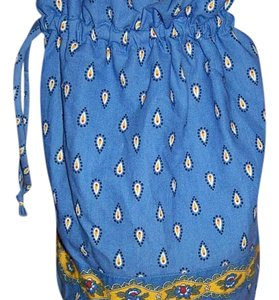 Vera Bradley Vera Bradley French Blue Ditty Bag