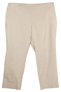 Charter Club Capri/Cropped Pants Beige