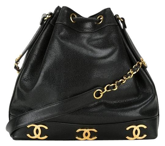 Preload https://img-static.tradesy.com/item/17946763/chanel-rare-cc-vintage-caviar-black-leather-shoulder-bag-0-8-540-540.jpg
