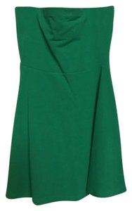 Express short dress Green on Tradesy