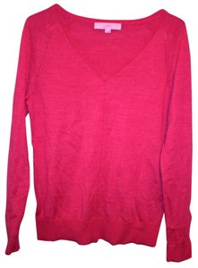 Ann Taylor LOFT Casual Fall Preppy Chic Pretty Sweater
