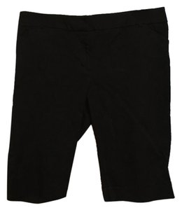 New York & Company Bermuda Shorts Black