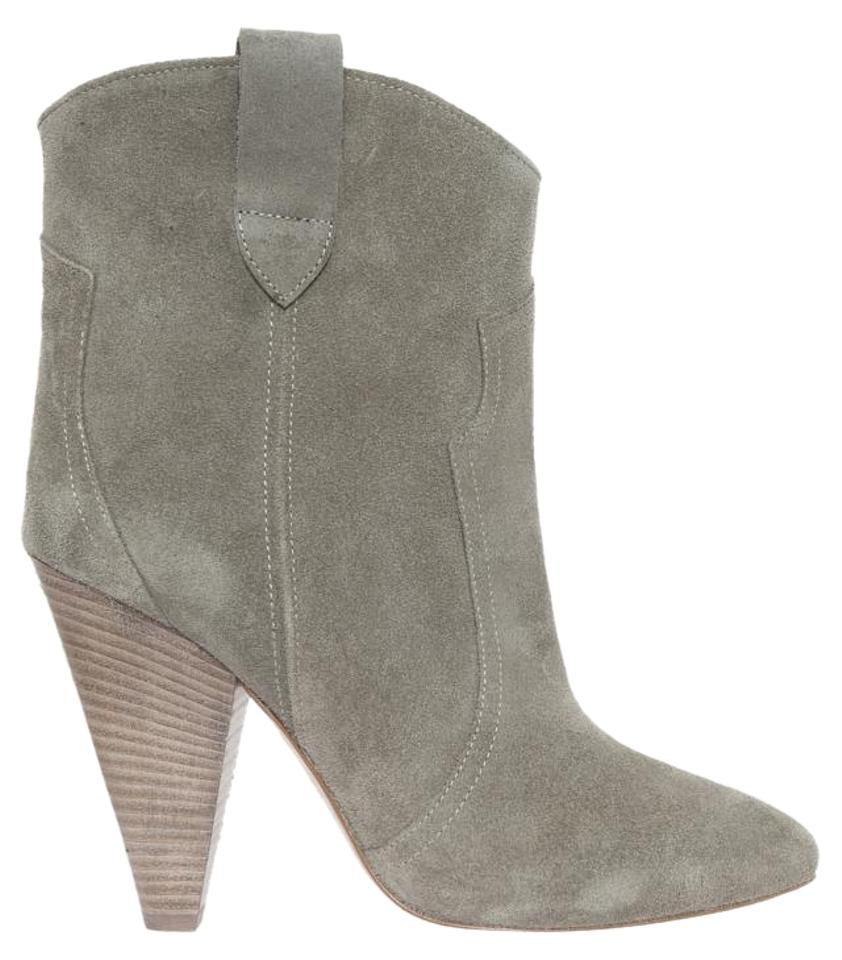 woman Isabel Marant Green handle Roxanne Boots/Booties Easy to handle Green 58b7bb