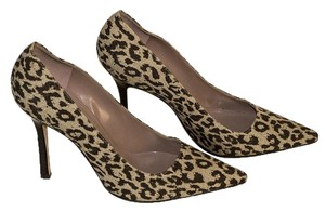 Manolo Blahnik brown / beige Pumps