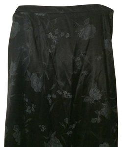 Bentley Plus Skirt Black/ grey