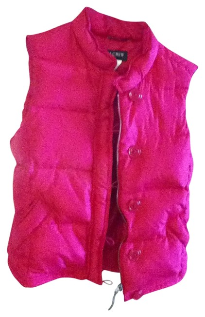 Preload https://item4.tradesy.com/images/jcrew-red-vest-size-6-s-17948-0-0.jpg?width=400&height=650