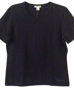 Cutter & Buck T Shirt black