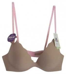 B. Tempted NWT b. tempted beige & pink push-up bra, Size 34B