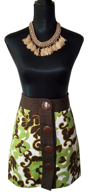 Preload https://img-static.tradesy.com/item/17949070/milly-retro-colorful-floral-miniskirt-size-4-s-27-0-1-650-650.jpg