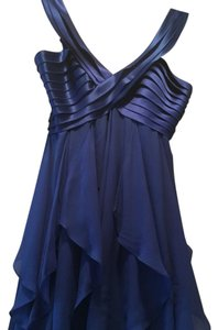 BCBG blue cocktail dress size 10 Dress
