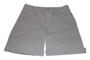 Theory Casual Cuffed Shorts khaki