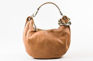 Jimmy Choo Snakeskin Bangle Solar Hobo Bag