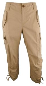 Ralph Lauren Capris Raw Sugar