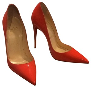 Christian Louboutin Classic Pump Saint Laurent Red Pumps