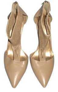 BCBGeneration Bcbg Platforms Leather taupe Pumps