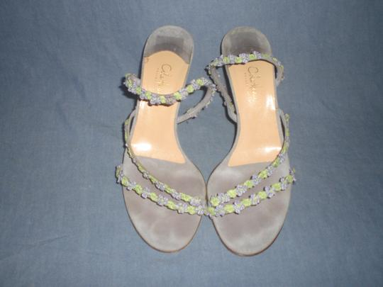 Cole Haan Slingback LILAC/green Sandals Image 1