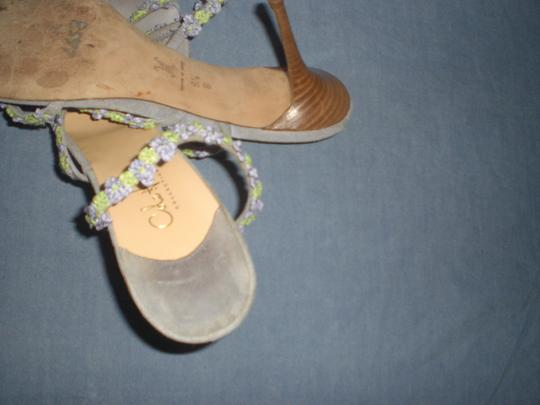Cole Haan Slingback LILAC/green Sandals Image 3