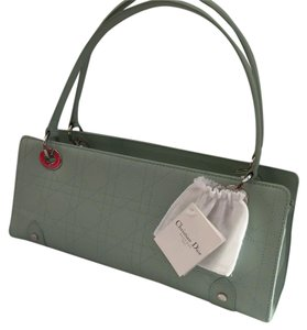 Dior Tote Satchel in Fresh Mint