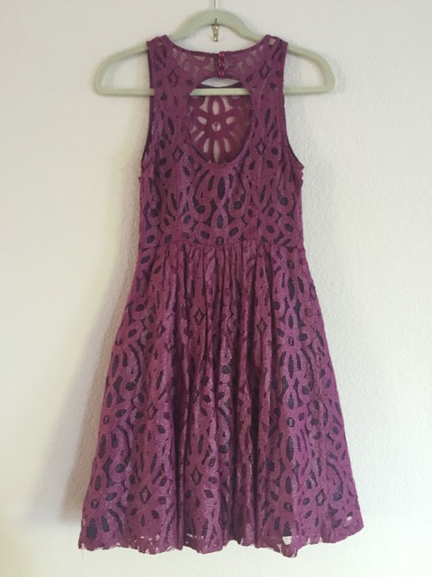 Tracy Reese Vintage Lace Fit To Flare Dress Image 1