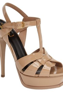 Saint Laurent Nude Sandals