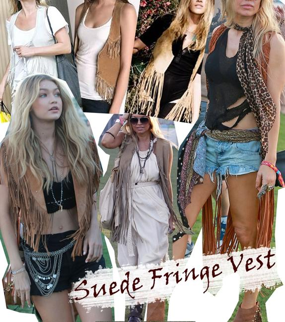 Other Fringe Vest Image 2