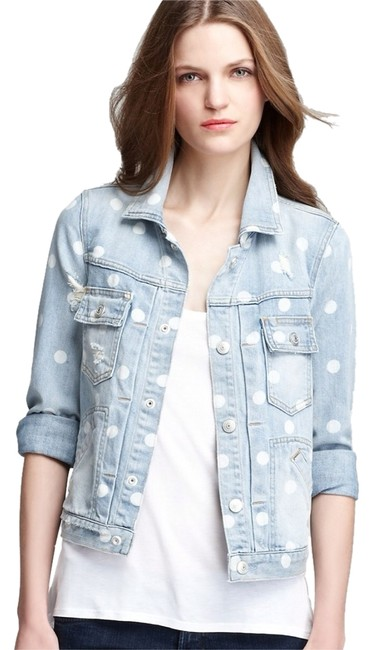 Preload https://item3.tradesy.com/images/marc-by-marc-jacobs-blue-denim-with-pokadot-lily-dot-size-12-l-1795432-0-0.jpg?width=400&height=650