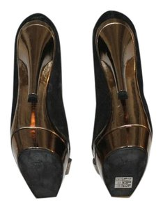 Marni Black/Gold Pumps