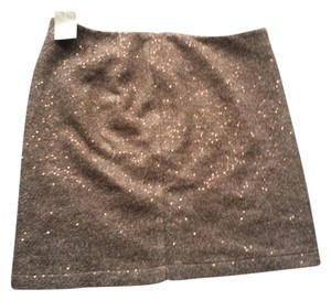 J. Jill Skirt Walnut Heather