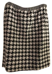 Ellen Tracy Skirt black and white