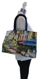 Other Canvas Cotton Tote in Paris