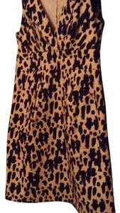 MICHAEL Michael Kors short dress Black /gold on Tradesy