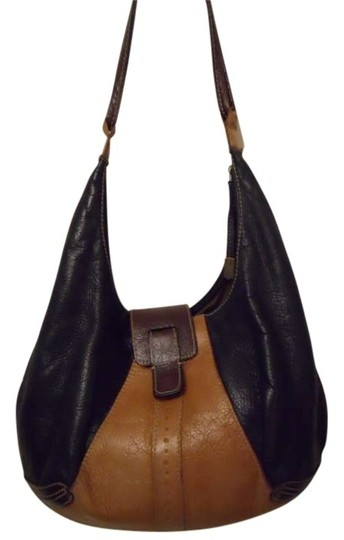 Allison Scott for Stone Mountain Leather Hobo Bag