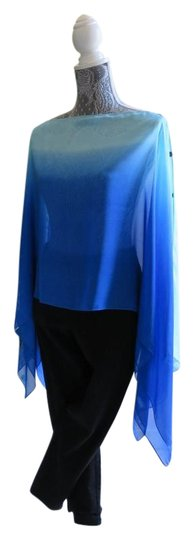 Other NEW!!! Summer Wrap - 3 shade of Blue Image 0