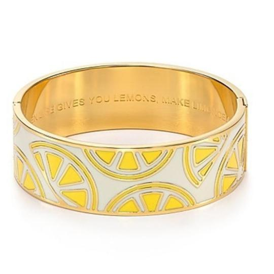 Preload https://img-static.tradesy.com/item/1795569/kate-spade-gold-and-white-rare-idiom-when-life-give-you-lemon-make-limoncello-hinged-bracelet-0-2-540-540.jpg