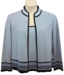 St. John Sport by Marie Gray Knit Twinset Cardigan