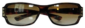 Gucci Classic Vintage Gucci Brown Tortoise Shell Sunglasses