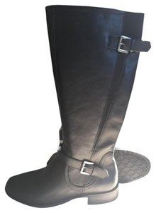 Unlisted by Kenneth Cole Black Boots