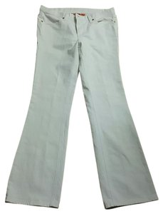 Tory Burch Relaxed Fit Jeans-Light Wash